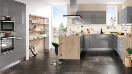 Küche von küchen-pur ind Eberswalde